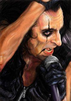 Happy birthday to the master of shock rock, Mr Alice Cooper! Alice Cooper, Rock And Roll Bands, Rock Bands, Art Music, Music Artists, Music Life, Maynard Keenan, Detroit, Rock Revolution