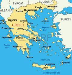 13 Ideas De Grecia Sitios De Interés Grecia Atenas Mar Egeo