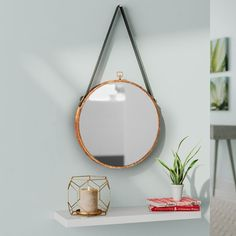 Bathroom Decorating – Home Decorating Ideas Kitchen and room Designs Wall Mirrors Set, Mirrors For Sale, Cool Mirrors, Wall Mounted Mirror, Round Wall Mirror, Mirror Set, Round Mirrors, Mirror Ideas, Mirrors With Chains