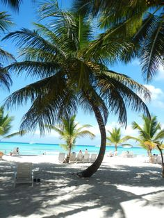 Romantic Vacations, Dream Vacations, Vacation Spots, Beautiful Places To Travel, Beautiful World, Relaxing Photos, Beach Landscape, Dominican Republic, Beautiful Islands