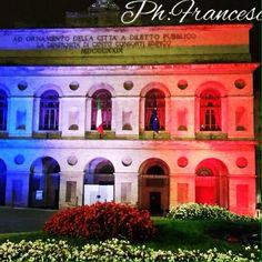 MACERATA ,ITALY  : ARENA SFERISTERIO per PARIGI