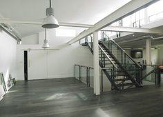 Modern Live / Work Loft - modern - living room - toronto - Elevation Architects Inc