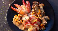 Scampi, Mousse, Shrimp, Seafood, Food Porn, Food And Drink, Meat, Recipes, Foie Gras