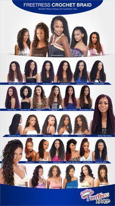 FreeTress Synthetic Hair Braids Barbadian Braid - Samsbeauty