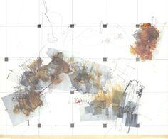 """decode drawing"" 36x30 -- 049-Moon Joo Lee-05 -- http://www.mjlee-draws.com/"