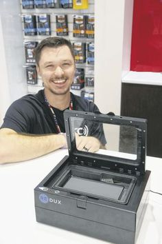 If you drop your smartphone in water, then you could save it with a new vacuum technology device! The Redux machine is the size of a shoebox and uses a vacuum chamber to lower the boiling point of water and safely eliminate all moisture trapped within a phone: http://www.eastvalleytribune.com/arizona/article_3a117ce8-793e-11e6-94b1-3b353784e74c.html #vacuumtech #MDCVacuum #vacuumtechnology #vacuumchamber #smartphone #cellphone #Redux #Verizon #phonerescue #phonerepair #wetphone #electronics