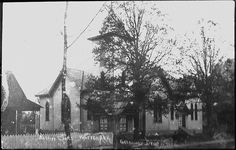 Old First Baptist Church, Warren, Arkansas  The old First Baptist Church was located on South Main in Warren. It was replaced about 1954 wit...