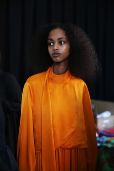 Behind the Scenes at Copenhagen Fashion Week SS20