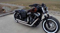 Harley-Davidson Dyna Street Bob Bobber   #bob #Bobber #Dyna #Harley-Davidson #Street