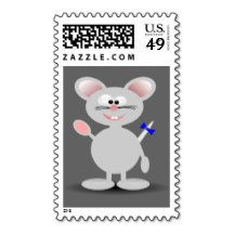 Animated Mouse Stamp