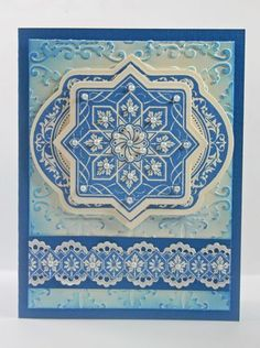 Card designed by @Kellie Fortin using Oval Medallion image from Just Keep Calm and Starburst Medallion Label.