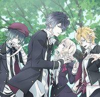87 Best Diabolik Lovers Images Diabolik Lovers Anime Guys Drawings
