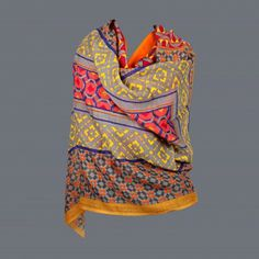Featuring this beautiful Multi-Color wool Stole in our wide range of Stoles. Grab yourself one Now!