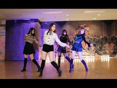 BLACKPINK - '불장난  PLAYING WITH FIRE dance cover mirrored by FDS