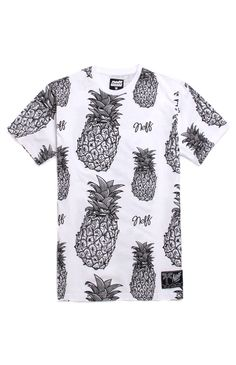 Neff Pineapple Bahama T-Shirt