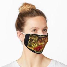 """Arizona's Christmas City Prescott Arizona"" Mask by DianaG   Redbubble Prescott Arizona, Spandex Fabric, Snug Fit, Masks, Ear, City, Christmas, Photography, Xmas"