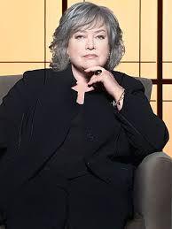 Kathy Bates.... Beautiful Women with Grey White Hair.....