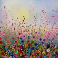 You are all I've ever wanted by UK artist Yvonne Coomber