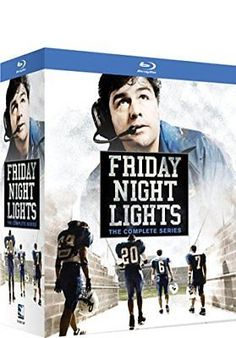 Cds Dvds Vhs Friday Night Lights Complete Series Blu Ray 13 Disc