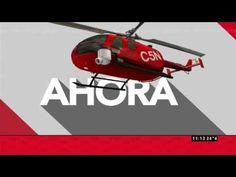 C5N - Paro Docente: manifestación desde el helicóptero de C5N - YouTube
