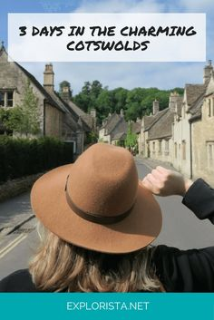The Cotswolds is one of the most charming place in Europe, and this three day itinerary should help you seethe most of it!