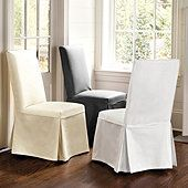 Parsons Chair & Slipcover
