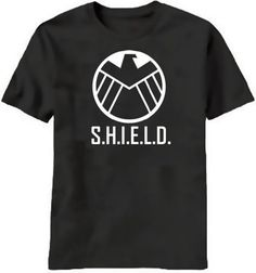 Agents of S.H.I.E.L.D. T-Shirt - http://geekarmory.com/agents-of-s-h-i-e-l-d-t-shirt-2/