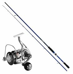 Kit Spinning Canna Shimano Technium 8.2  Mulinello Aichi SW - EUR 235.00