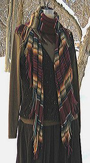 Ravelry: Pueblo Stole - Autumn pattern by Carol Sunday