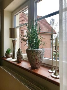Discover recipes, home ideas, style inspiration and other ideas to try. Window Ledge Decor, Most Beautiful Pictures, Cool Pictures, Kitchen Ornaments, Valentines Day For Him, Fashion Lighting, Engagement Ring Cuts, One Bedroom, Home Decor Accessories