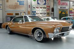 Buick Blackhawk | Sold: Buick Riviera 'Boat Tail' Coupe (RHD) Auctions - Lot ...