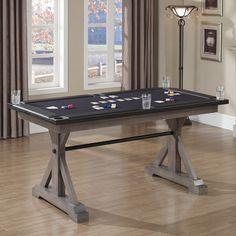 Bandit Poker Table | Wayfair