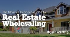 Real estate wholesaling can be profitable - but only if done right. If you want to break into wholesaling, this comprehensive guide is THE article to study!