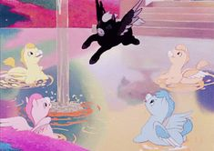 Disney's Fantasia (1940)- Obviously my favorite part!!