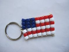 An Easy and Patriotic Craft for Kids to Commemorate 9/11 from CraftProjectIdeas.com and more...