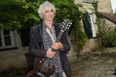Louis Bertignac. Son long combat contre la maladie - POTIER RDV / Agence VISUAL