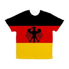 Germany National Football Team Men's All Over Prin