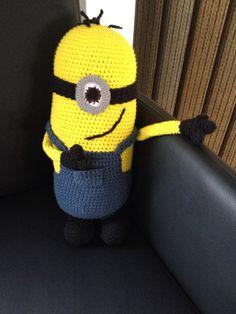 Crochet Minion