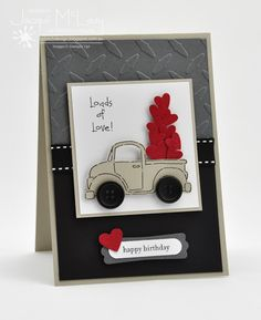 Splotch Design - Jacquii McLeay Independent Stampin Up! Demonstrator