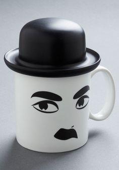 Hat's Entertainment Mug, #ModCloth