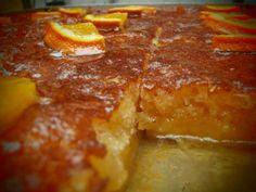 Συνταγή: Πεντανόστιμη αυθεντική χιώτικη πορτοκαλόπιτα via @enalaktikidrasi