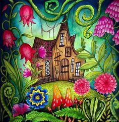 Romantic Country, Second Tale #romanticcountry3 #romanticcountrybook3 #coloringbook #eriy #romanticcountry #eriy06 #romanticcountrycoloringbook #著色畫 #著色趣 #著色 #塗鴉 #大人の塗り絵 #コロリアージュ #ぬりえ #色鉛筆 #趣味 #油性色鉛筆 @eriy06 #浪漫國度 #浪漫城堡 #romanticcountry2 #romanticcountry1