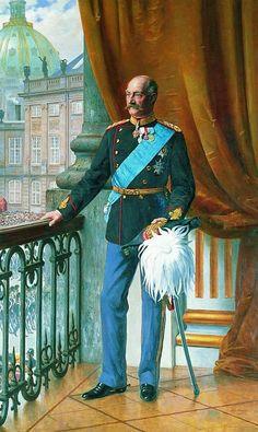adokal:  Frederick VIII of Denmark (1843–1912), 1911, by Otto Bache. source