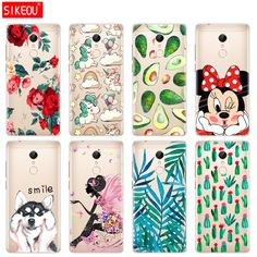 Cheap Fitted Cases, Buy Directly from China Suppliers:Case For Xiaomi Redmi 5 Plus Inch Case For Redmi 5 Plus Cover Redmi Phone Cases silicone soft Tpu cartoon mouse