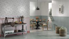 Состаренные предметы интерьера, пастельные цвета и романтичные элементы декора – характеристики стилей Винтаж, Шебби шик и Прованс