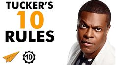 Chris Tucker's Top 10 Rules For Success (@christuckerreal)