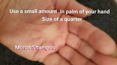 Monat Shampoo useage www.trishsrejuvenation.mymonat.com