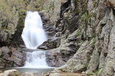 Cascada del Purgatorio en Rascafría. www.elhogarnatural.com