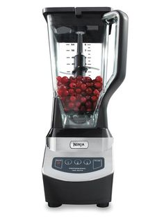Let's start with some must-have countertop appliances! No. 1: High-Powered Blender