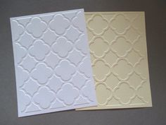 """8 """"Timeless"""" Embossed Card Stock Fronts Mixed Media Scrapbooking Paper Mats Embossed Card Fronts For Making Note Cards Invitations by TheLegacyContinues on Etsy https://www.etsy.com/listing/200807840/8-timeless-embossed-card-stock-fronts"""